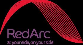 RedArc logo